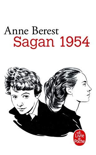 9782253182672: Sagan 1954 (French Edition)
