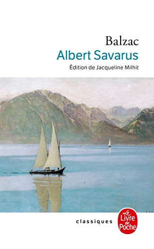 9782253183013: Albert Savarus