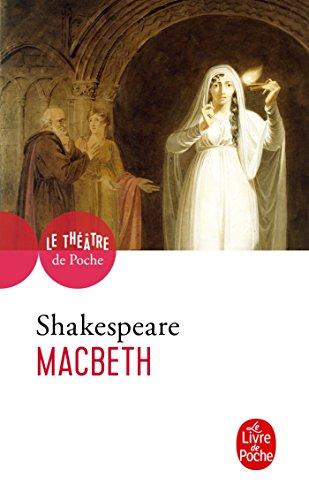 Macbeth [Poche] Shakespeare, William: William Shakespeare