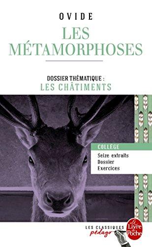 MÉTAMORPHOSES (LES): OVIDE