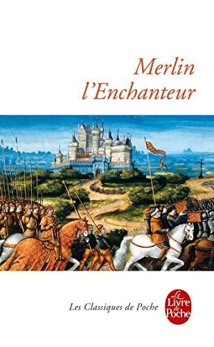 Merlin L Enchanteur (Ldp Classiques) (French Edition): Collective