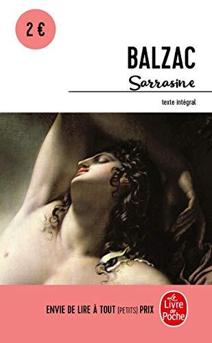 9782253193050: Sarrasine (Le Livre de Poche) (French Edition)
