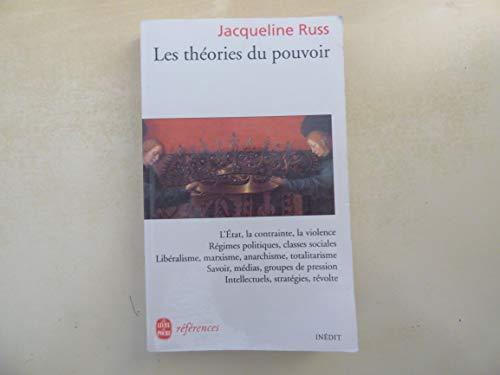 Les théories du pouvoir: Russ Jacqueline