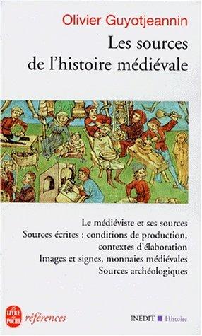 9782253905516: Les sources de l'histoire médiévale (References)
