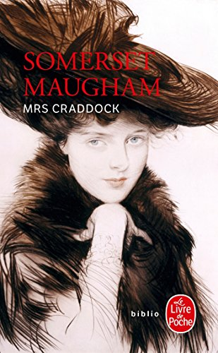 9782253932260: Mrs. Craddock (Ldp Bibl Romans) (French Edition)