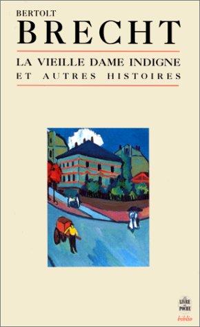 9782253933076: La vieille dame indigne et autres histoires, 1928-1948
