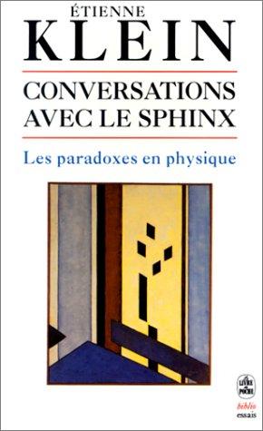 9782253942047: Conversations avec le sphinx