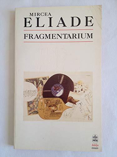 9782253942566: Fragmentarium