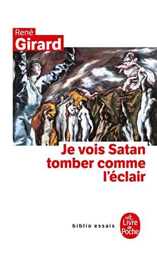 9782253942641: Je vois satan tomber comme l'eclair (Le Livre de Poche Biblio)