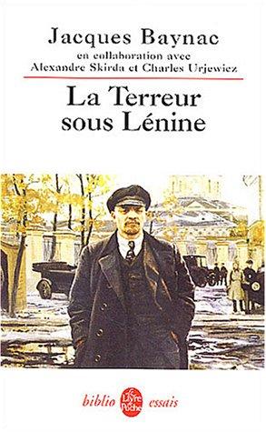 9782253943495: La Terreur sous Lenine