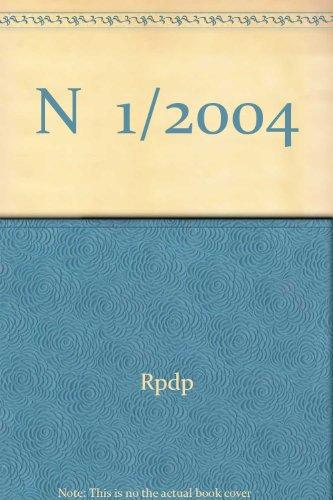9782254044207: N 1/2004