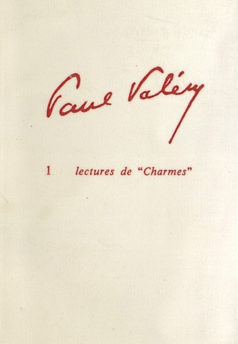 9782256901188: Paul Val�ry : Tome 1, Lectures de
