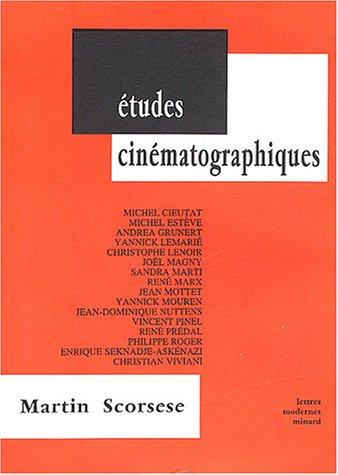 9782256910562: Martin Scorsese