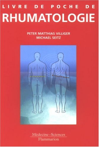 9782257000026: Livre de poche de rhumatologie