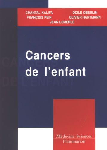 9782257000279: Cancers de l'enfant