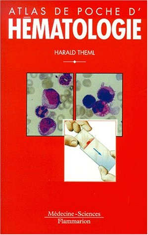 9782257101327: Atlas de poche d'h�matologie