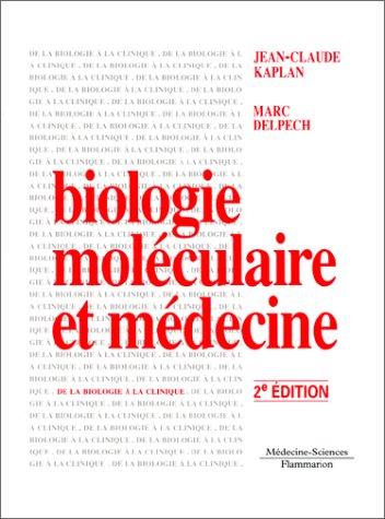 9782257124883: Biologie mol�culaire et m�decine, 2e �dition