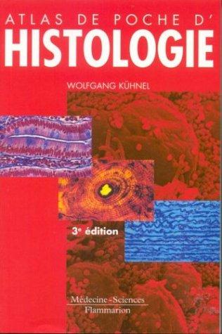 9782257132062: Atlas de poche d'histologie