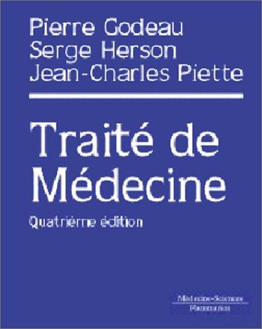 9782257142863: Traité de médecine Coffret 2 volumes (French Edition)