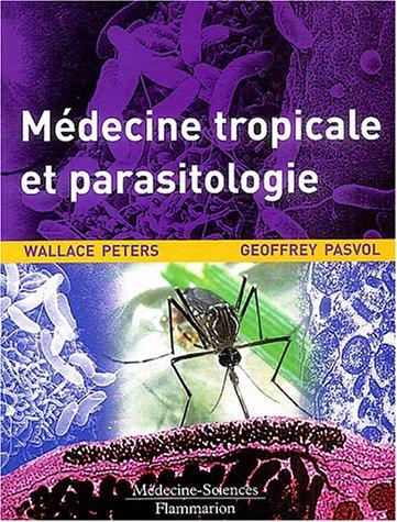 9782257145642: Médecine tropicale et parasitologie