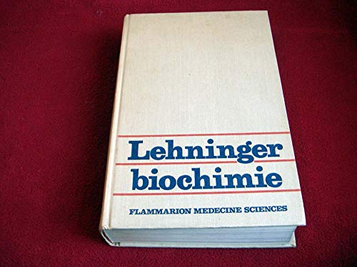 9782257150097: Biochimie (seconde �dition)