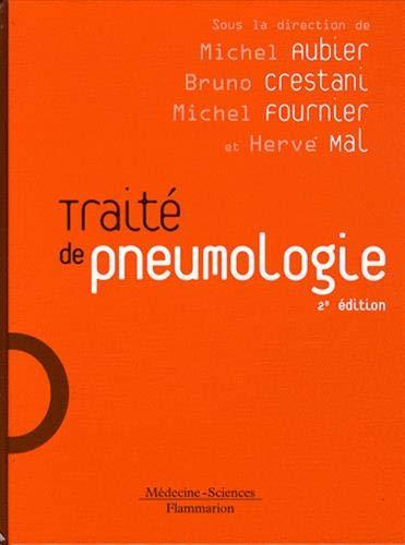 9782257160522: Traité de pneumologie (French Edition)