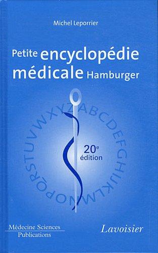 9782257204226: petite encyclopedie medicale hamburger 20 edition