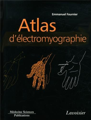 9782257205506: Atlas d'�lectromyographie