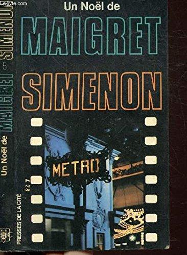 9782258000698: Les Memoires de Maigret