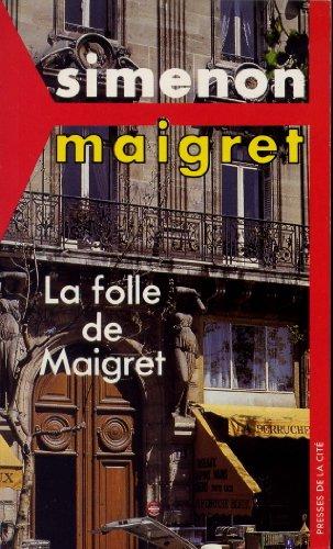 9782258000803: LA FOLLE DE MAIGRET