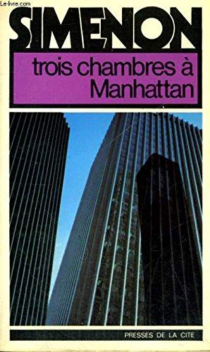 9782258001794: Trois chambres à Manhattan