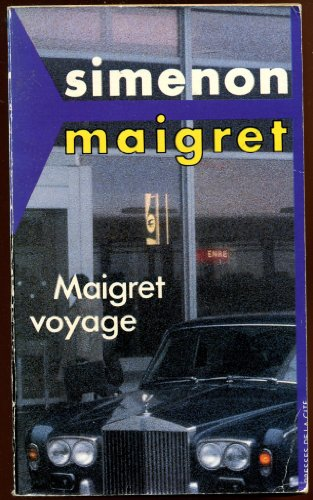 9782258003033: Maigret Voyage