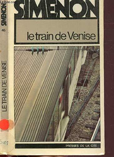 9782258004290: The Venice Train