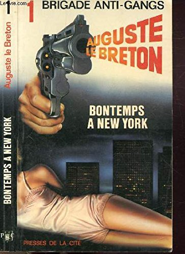 9782258009677: Bontemps a new york -Brigade anti-gangs n°1
