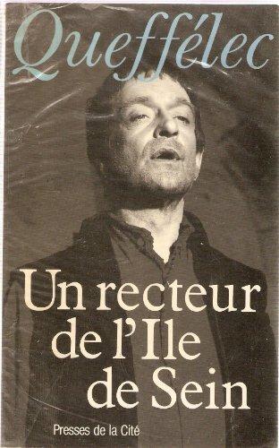 9782258011274: RECTEUR DE L ILE DE SEIN