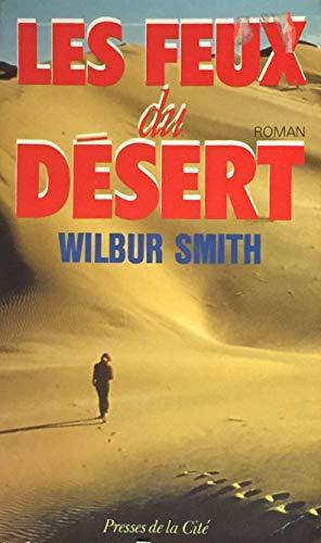 9782258017580: Les feux du desert