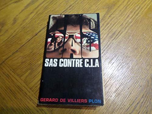 9782258021945: SAS contre CIA