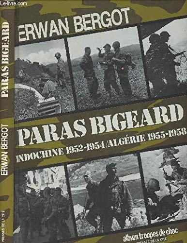 9782258023758: Paras Bigeard: 1952-1958 (Collection