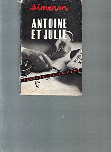 Antoine et Julie: Simenon, Georges