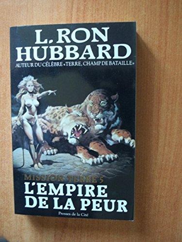 L'empire de la peur: HUBBARD, L. RON