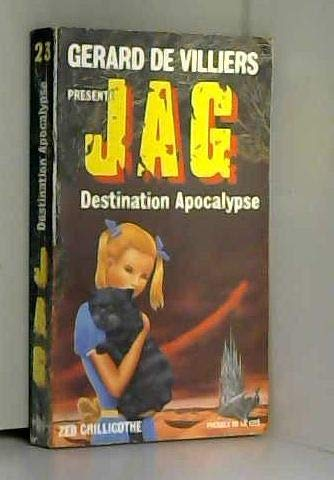 9782258030749: Destination apocalypse