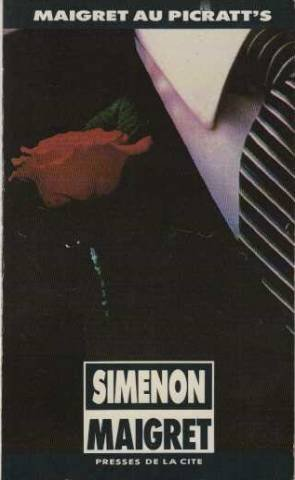 Maigret Au Picratt'S (Simenon) (French Edition) (2258032091) by Georges Simenon