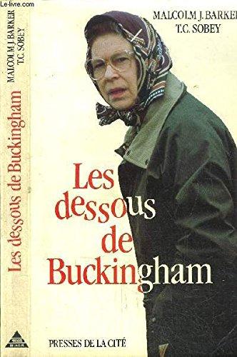 9782258034150: Les dessous de buckingham