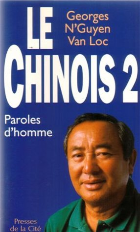 9782258035584: Le Chinois. 2