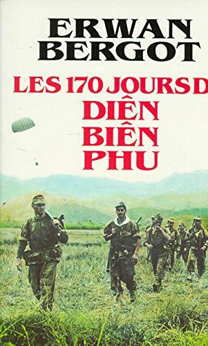 9782258035607: Les 170 jours de Diên Biên Phu (Troupes de choc)