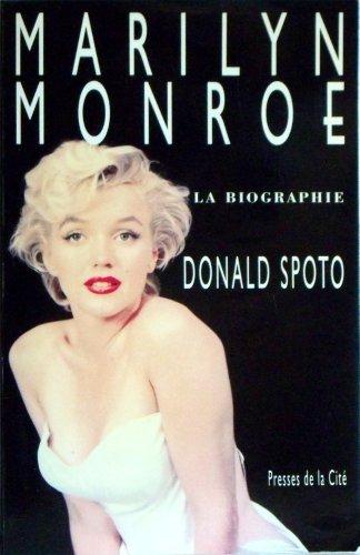 9782258036000: Marilyn Monroe : la biographie
