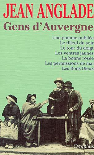 9782258036031: Gens d'Auvergne