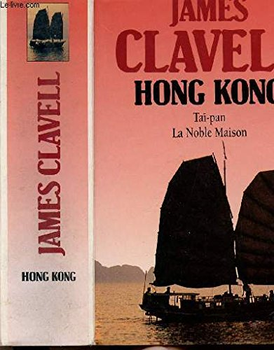 9782258038738: Hong Kong (Taï-pan, La noble maison)