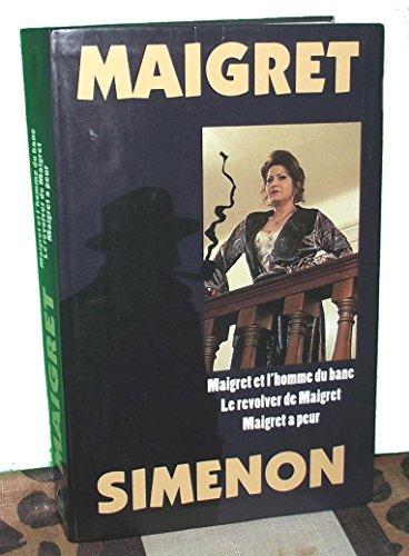 9782258039322: Maigret t2 : maigret et l'homme du banc
