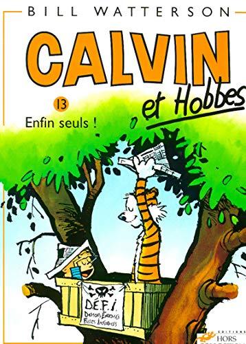 9782258039438: Calvin et Hobbes, tome 13 : Enfin seuls !